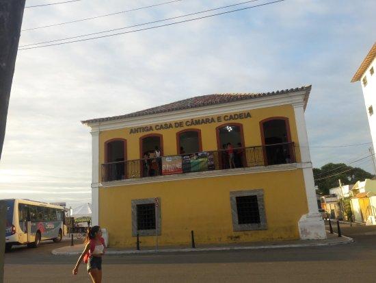 Antiga Casa de Câmara e Cadeia