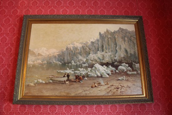 Martinez, แคลิฟอร์เนีย: John Muir National Historic Site - Lovely William Keith Painting