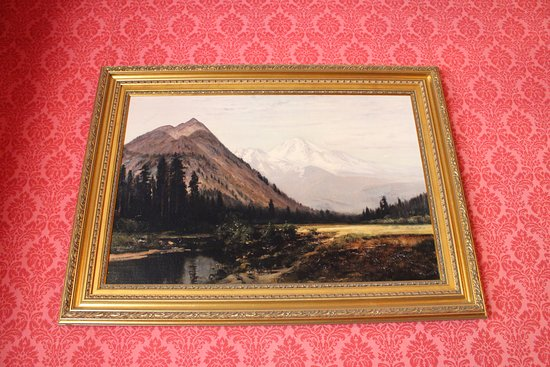 Martinez, Kalifornien: John Muir National Historic Site - Lovely William Keith Painting