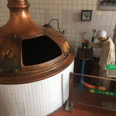 Qingdao Beer Museum: photo1.jpg