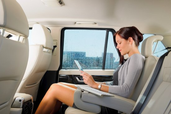 "LAAC Car Service: ""Luxury must be comfortable, otherwise it is not luxury."" - Coco Chanel"