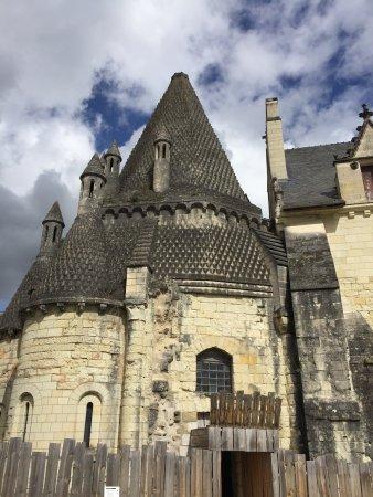 Fontevraud-l'Abbaye照片