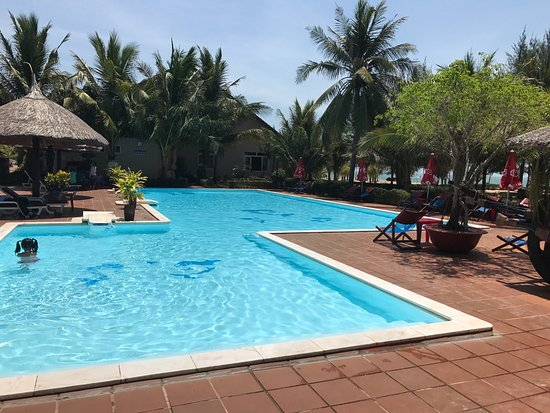 Huong Phong - Ho Coc Resort: The best resort at Ho Coc location. Huong Phong Ho Coc Resort 4 star standard. My colleges are s