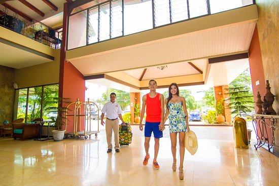 Gran Hotel Azuero: Lobby