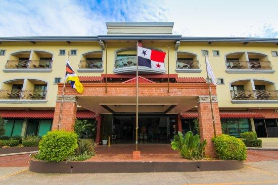Gran Hotel Azuero: Fachada