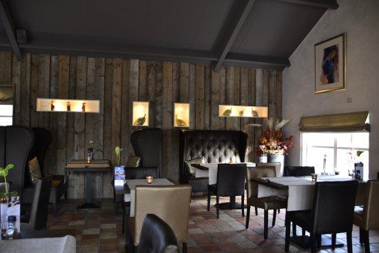 Bergschenhoek, Países Baixos: Klassiek ingericht restaurant