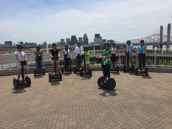 Louisville Segway Tours by Wheel Fun Rentals