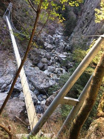 Odai-cho, Japan: Andei 6 horas ida e volta ate essa placa passei muitos perigos esta muito ruim o terreno todo er