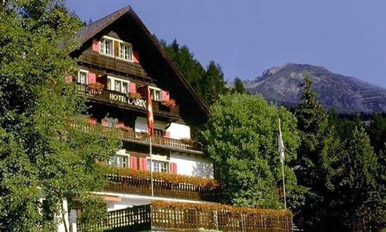 Chalet-Hotel Larix Foto