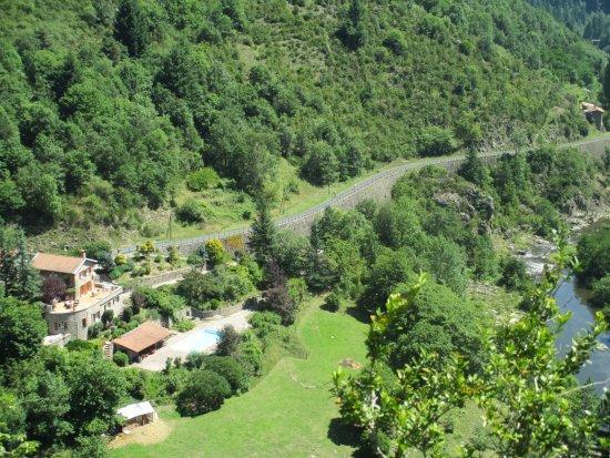 Saint-Julien-Labrousse, ฝรั่งเศส: vue générale de la Bergerie