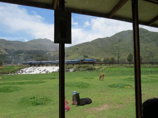 Sicuani, Perú: ペルー鉄道横断が見れます