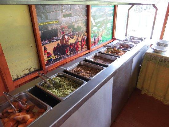 Sicuani, Perú: 意外と美味しかった