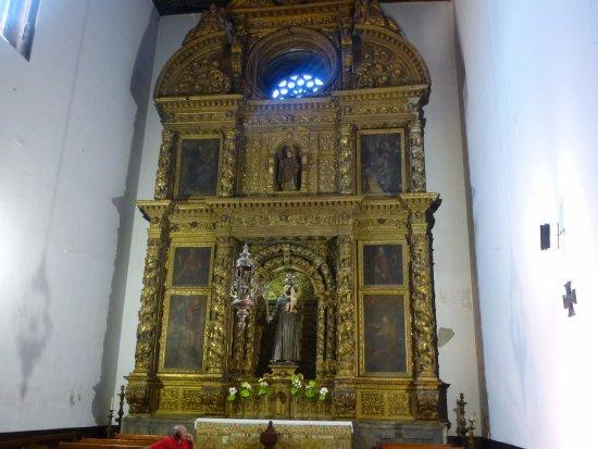 Cathedral Se: Binnen in de kerk.