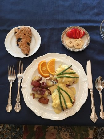 Silver Lake, Nueva Hampshire: Gourmet breakfasts served each morning