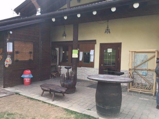 Ronzo-Chienis, Italie : Ingresso del locale