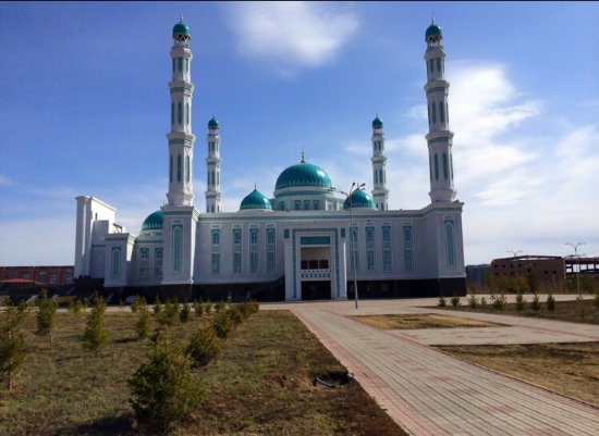 ‪Regional Central Mosque‬