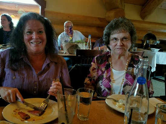 Stone Cliff Inn: Celebrating our Mother & Aunt Mary Richards