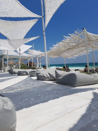 Coco Tulum S Beach Club It A Pretty Hening Place So Get There Early If You