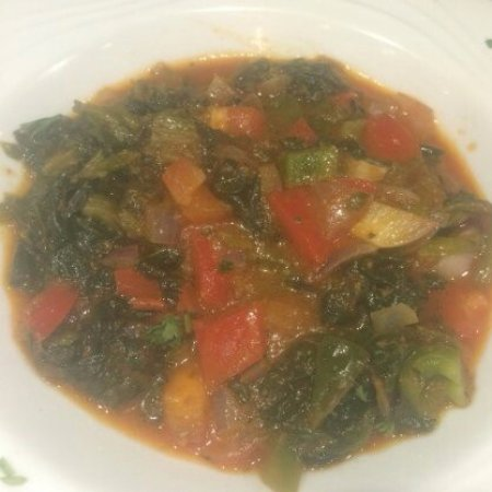 Ballston Spa, NY: Spinach Saute