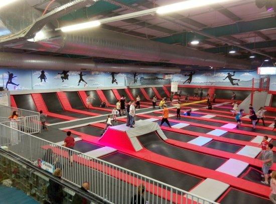 Sky Jump Picture Of Sky Jump Ra Anana Tripadvisor