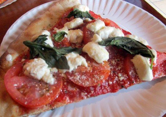 Florham Park, نيو جيرسي: Nonna's Caprese Pizza