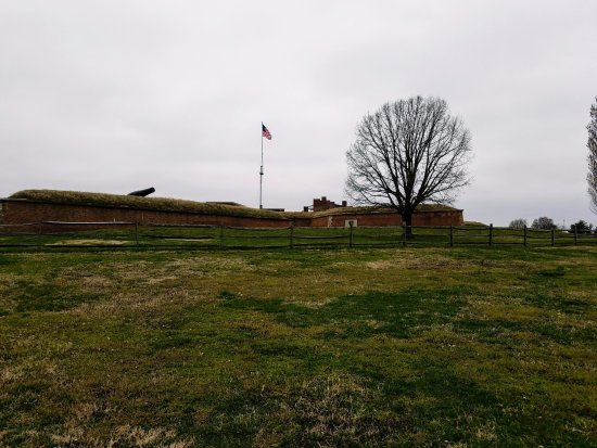 Fort McHenry National Monument: Ft. McHenry