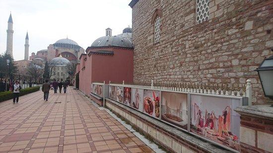 Ayasofya Hürrem Sultan Hamamı: hürrem sultan hamamı