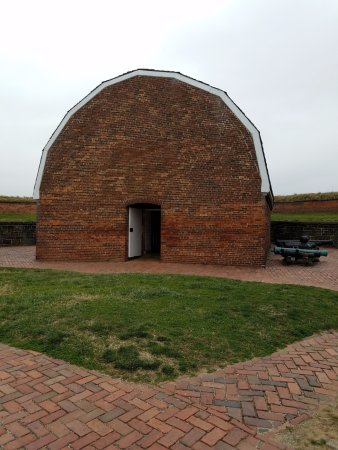 Fort McHenry National Monument: Ft. McHenry - ammunition