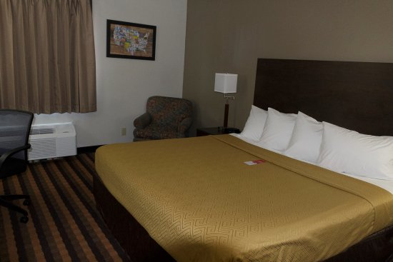 The Econo Lodge Milwaukee Airport Hotel-billede