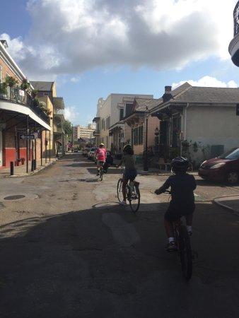 Bullfrog Bike Tours New Orleans New Orleans La