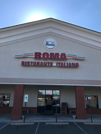 Roma Italian Restaurant In Richmond Va
