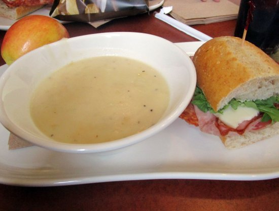 Panera Bread: Soup & Sandwich