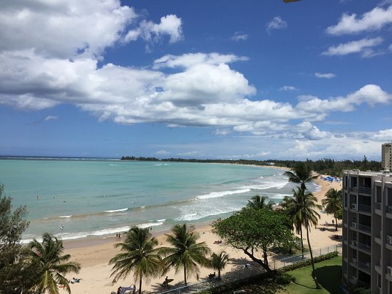The Ritz-Carlton, San Juan : Room with a very