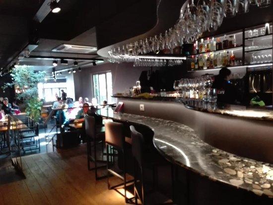 Woluwe-St-Pierre, Bélgica: le bar