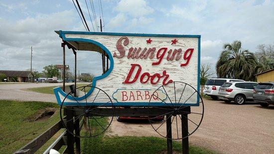The Swinging Door Richmond Tx : Large g picture of the swinging door