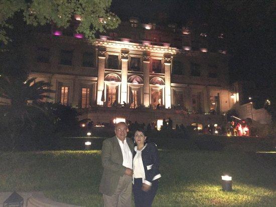 Palacio Duhau - Park Hyatt Buenos Aires: Noche de Recepción en los jardines del Palacio Duhau, Hotel Park Hyatt, Buenos Aires, Argentina