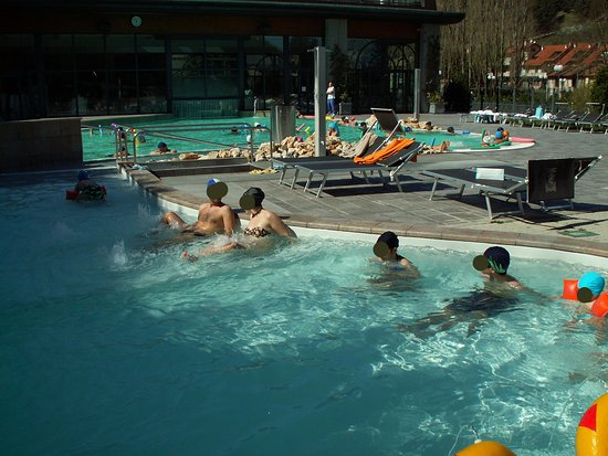 Piscina Per Bambini Picture Of Roseo Euroterme Wellness Resort