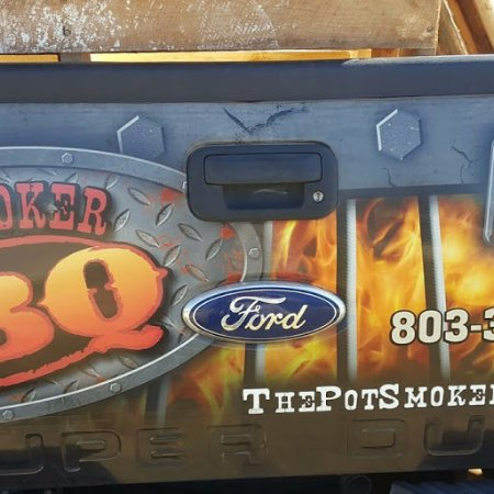 North Augusta, SC: The Pot Smoker BBQ