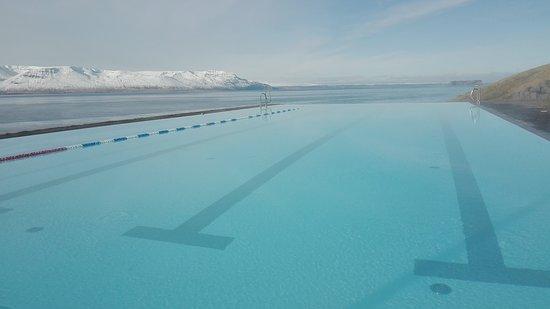 北アイスランド西部