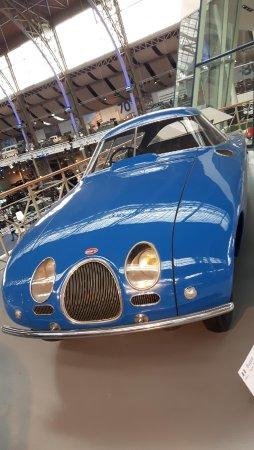 Autoworld : Bugatti