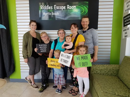 Riddles Escape Room Picture Of Riddles Escape Room