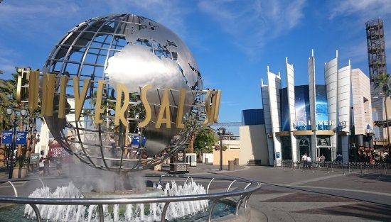 Our Day at Universal Studios Hollywood - CityWalk - Billede af Universal Studios Hollywood, Los ...