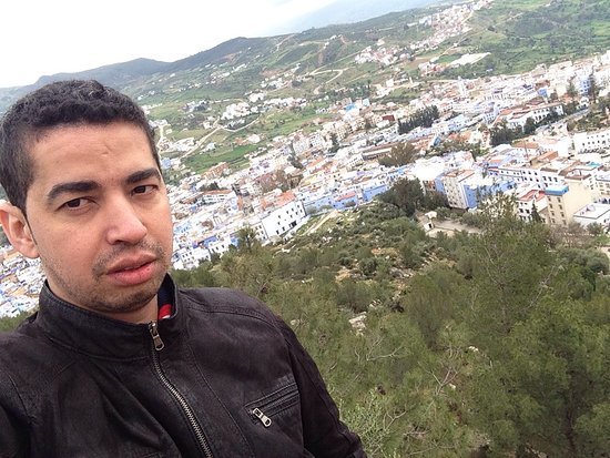 Gite Talassemtane: Chefchaouen the blue prarl