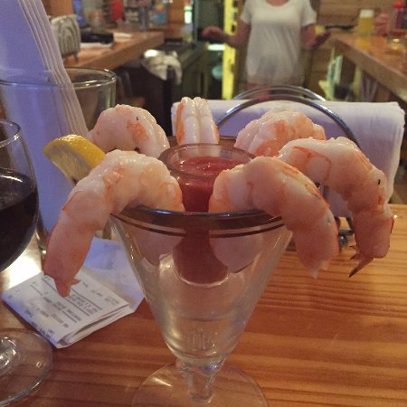 Woodsville, Nueva Hampshire: Yummy Shrimp Cocotail!