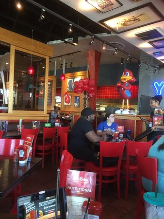 Not Bad Review Of Red Robin Restaurant Brentwood Ca