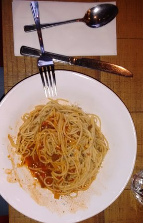 Bella Italia: You get more meat and a bigger portion in a supermarket ready to microwave meal