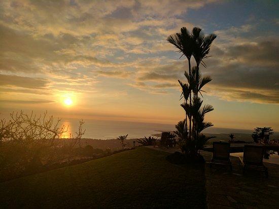 Holualoa, Hawái: That view...