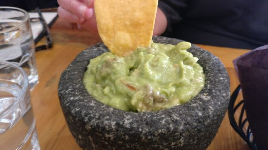 Playa Cabana The Best Guac And Chips Period
