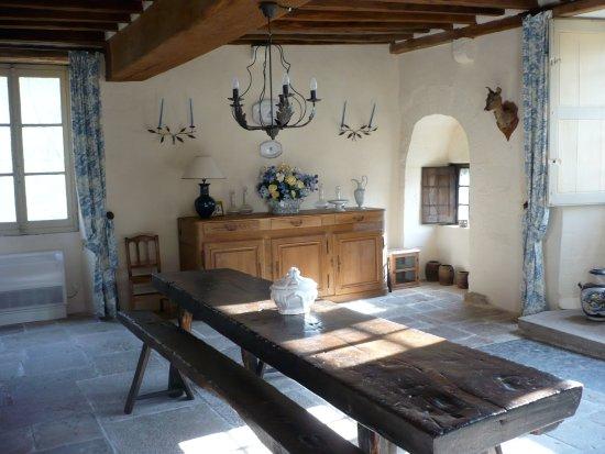 Maison Belime : Ancienne Cuisine pour tablées très conviviales