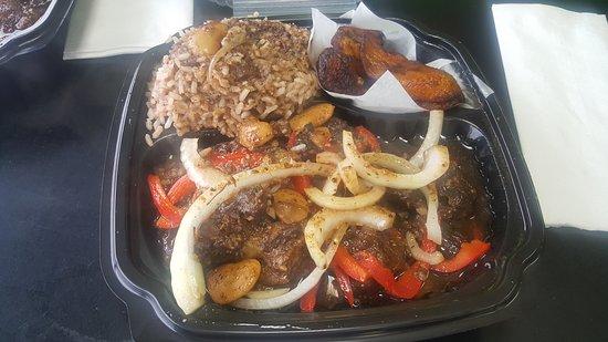 enas caribbean kitchen incorporated columbus menu